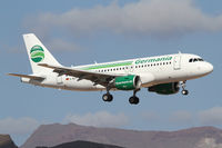 D-ASTY @ GCLP - Germania A319 - by Thomas Ranner