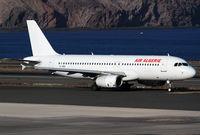 LY-VEO @ GCLP - Air Algerie A320 - by Thomas Ranner