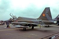 K-4020 @ EGVI - Northrop NF-5B Freedom Fighter [4020] (Royal Netherlands Air Force) RAF Greenham Common~G 23/07/1983