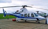 VP-BKQ @ EGSU - Bell 430 [49008] Duxford~G 27/09/2001