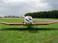 F-BJPV @ EBFN - Fly-in Koksijde 2014 - by Joeri Van der Elst