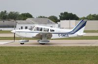 C-GMCQ @ KOSH - Piper PA-28-236 - by Mark Pasqualino