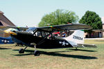 N142LB @ 16X - At the 2014 Propwash Party - by Zane Adams