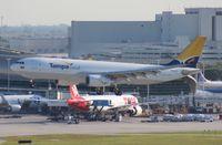 N331QT @ MIA - Tampa Cargo A330-200