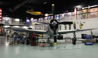 N345GP @ VPS - P-47 at Air Force Armament Museum