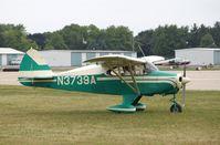 N3739A @ KOSH - Piper PA-22-135