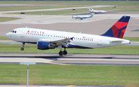 N357NB @ TPA - Delta A319