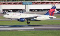 N370NB @ TPA - Delta A319