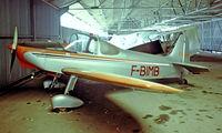 F-BIMB @ LFQD - Menavia CP.301A Emeraude [232] Arras-Roclincourt~F 29/07/1983. From a slide.