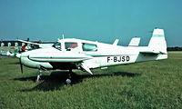 F-BJSD @ LFFQ - Navion Rangemaster G [NAV-4-2354] La Ferte Alais~F 16/09/1978. From a slide.