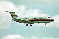G-ATPK @ EGKK - BAC 1-11 301AG One-Eleven [034] (Laker Airways) Gatwick ~G 01/07/1974. From a slide.