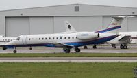 N386CH @ DAB - Childress Racing Embraer-135