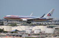 N397AN @ MIA - American 767-300
