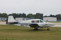 N1070P @ KOSH - Piper PA-23 - by Mark Pasqualino