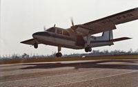 PH-PAR @ EHTE - 80's, landing @ Teuge. - by Mabogey