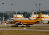 D-AEAP @ EDDP - 20 years old Beauty in yellow and red... - by Holger Zengler