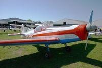 D-EAPH @ LFFQ - Zlin Z-526AFS Acrobat, La Ferté-Alais Airfield (LFFQ) Air Show 2012 - by Yves-Q