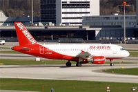 D-ABGI @ LSZH - Airbus A319-112 [3346] (Air Berlin) Zurich~HB 07/04/2009 - by Ray Barber