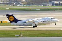 D-AVRI @ LSZH - British Aerospace BAe 146-RJ85 [E2270] (Lufthansa Regional) Zurich~HB 07/04/2009