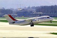 EI-RJV @ LSZH - British Aerospace BAe 146-RJ85 [E2370] (Cityjet) Zurich~HB 07/04/2009