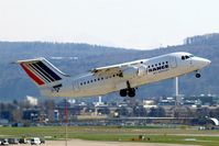 EI-RJW @ LSZH - British Aerospace BAe 146-RJ85 [E2371] (Cityjet) Zurich~HB 07/04/2009