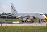 A6-RRJ @ LOWW - Rotana Jet A319 - by Thomas Ranner