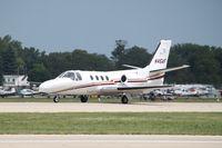 N45AF @ KOSH - Cessna 501