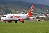 D-AHXJ @ LOWI - Air Berlin - by Maximilian Gruber