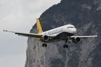 G-OZBK @ LOWI - Monarch Airlines - by Maximilian Gruber