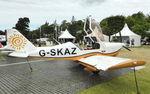 G-SKAZ @ EGHR - 2010 AERO AT-3 R100, c/n: AT3-055 at Goodwood