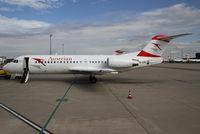 OE-LFK @ LOWW - Austrian Fokker 70 - by Thomas Ranner