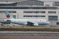 C-FYKC @ KSFO - Airbus A319 - by Mark Pasqualino