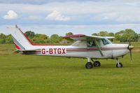 G-BTGX @ EGSV - About to depart. - by Graham Reeve