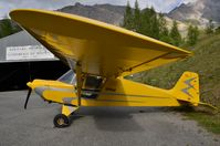 54ZX @ ZZZZ - In front of the hangar, Valloire. - by Jean-Pierre Contal