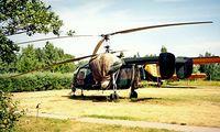 408 - Kamov Ka-26 Hoodlum [7001408] (Hungarian Air Force) Budapest-Csepel~HA 16/06/1996 - by Ray Barber