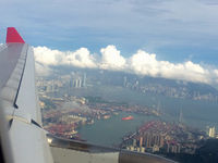 4R-ALC @ VHHH - Approaching HKG - by Micha Lueck