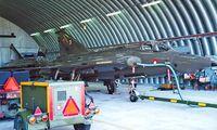 AR-113 @ EKKA - SAAB RF-35 Draken [351113] (Royal Danish Air Force) Karup~OY 09/06/2000 - by Ray Barber