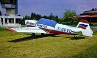F-GFYD @ LFPL - Zlin Z.526F Trener Master [1176] Lognes-Emerainville~F 17/06/1991