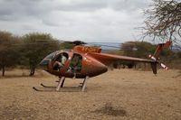5Y-DWT - Animal Rescue Kenya - by Unknown