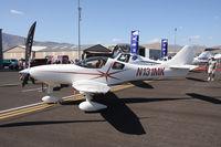 N131MK @ RTS - Reno air races 2011 - by olivier Cortot