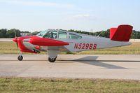 N529BB @ LAL - Beech F35 Bonanza