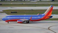 N612SW @ FLL - Southwest 737-300