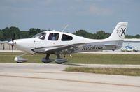 N624RS @ LAL - Cirrus SR22 - by Florida Metal