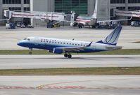N647RW @ MIA - United Express E170