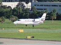 N688QS @ TPA - Net Jets Citation 560XL