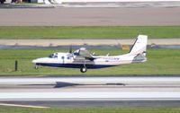 N695MM @ TPA - Aerocommander 695A