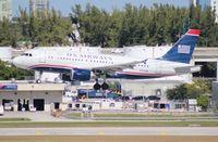 N715UW @ FLL - US Airways A319