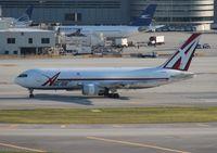 N745AX @ MIA - ABX 767-200