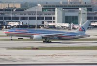 N750AN @ MIA - American 777-200