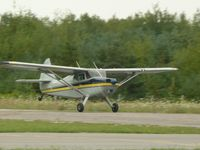 CF-SJQ @ CNV8 - Take off run. - by Morgan Walker